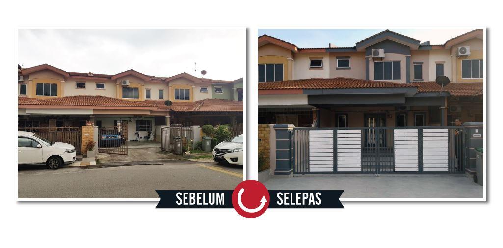 Projek Terbaru 25 • HP Setia Construction Sdn. Bhd.