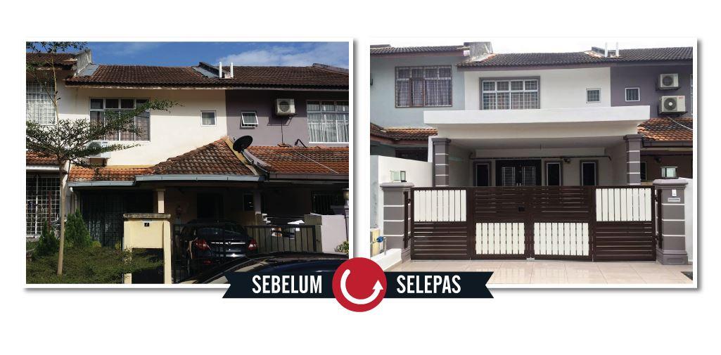 Projek Terbaru 7 • HP Setia Construction Sdn. Bhd.