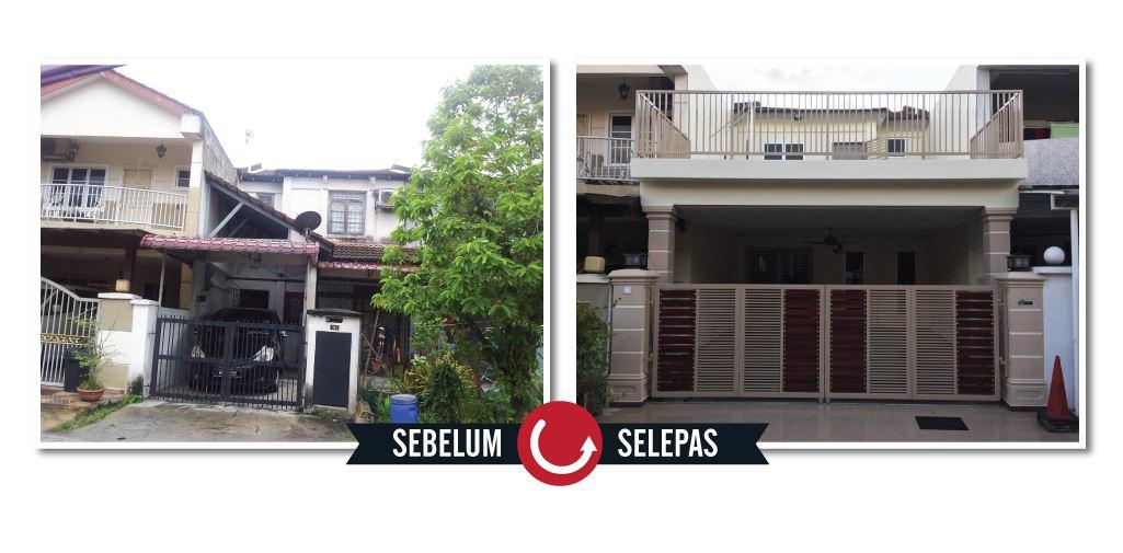 Projek Terbaru 5 • HP Setia Construction Sdn. Bhd.