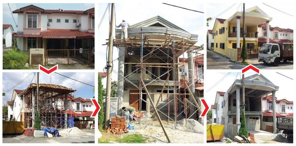 Laman Utama 19 • Ubahsuai Rumah 100% Pinjaman